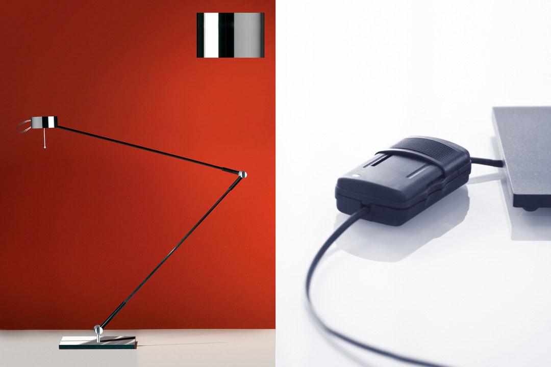 absolut lighting absolut schreibtischleuchte online kaufen. Black Bedroom Furniture Sets. Home Design Ideas