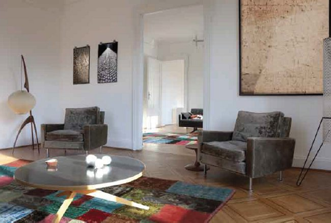 ANGELO RUGS Patchwork Teppich UP CYCLE multicolor online