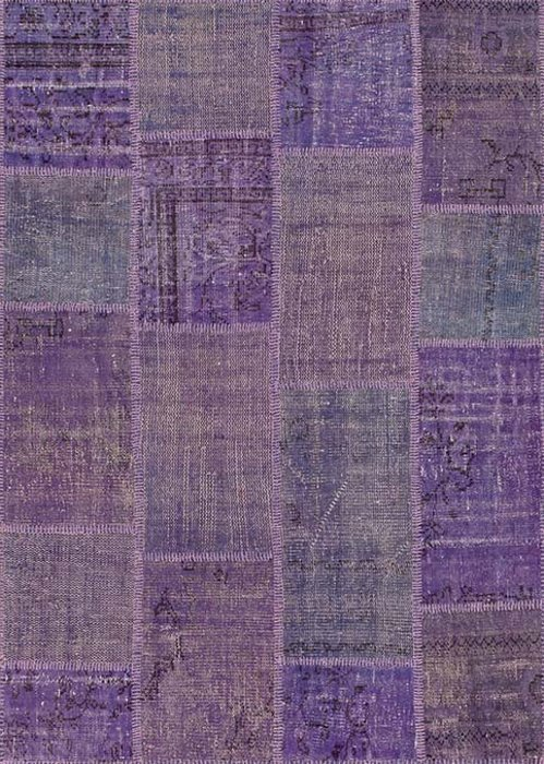 ANGELO RUGS Patchwork Teppich UP CYCLE violet online kaufen