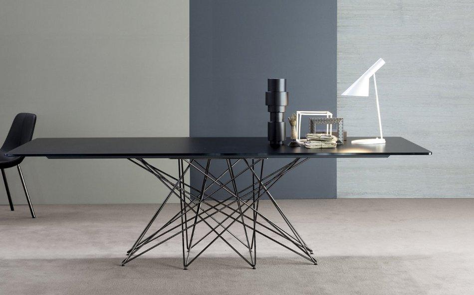 bonaldo tisch octa online kaufen. Black Bedroom Furniture Sets. Home Design Ideas