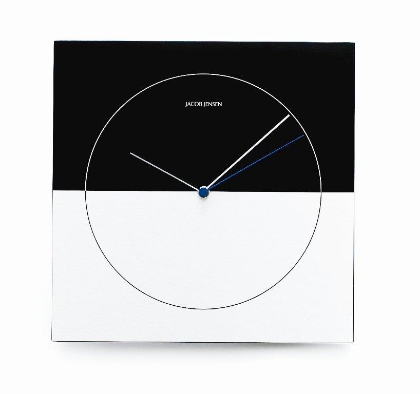 jacob jensen wanduhr classic wall clock online kaufen. Black Bedroom Furniture Sets. Home Design Ideas