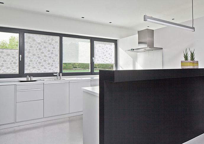 mhz plisse vorh nge von mhz online kaufen. Black Bedroom Furniture Sets. Home Design Ideas