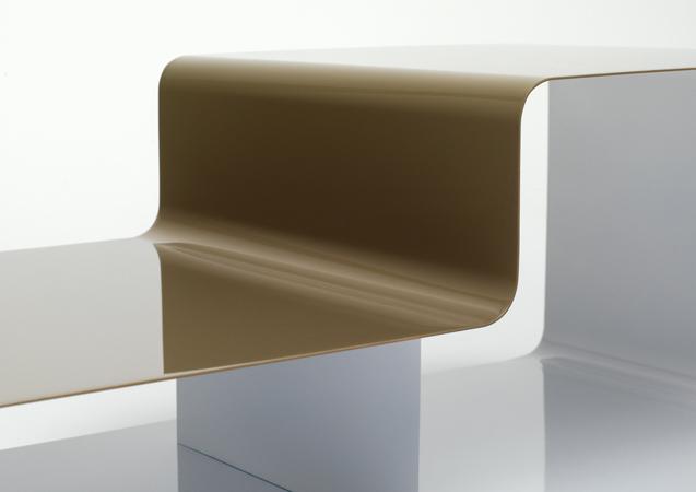 müller möbelfabrikation Couchtisch auf Rollen RW300 online