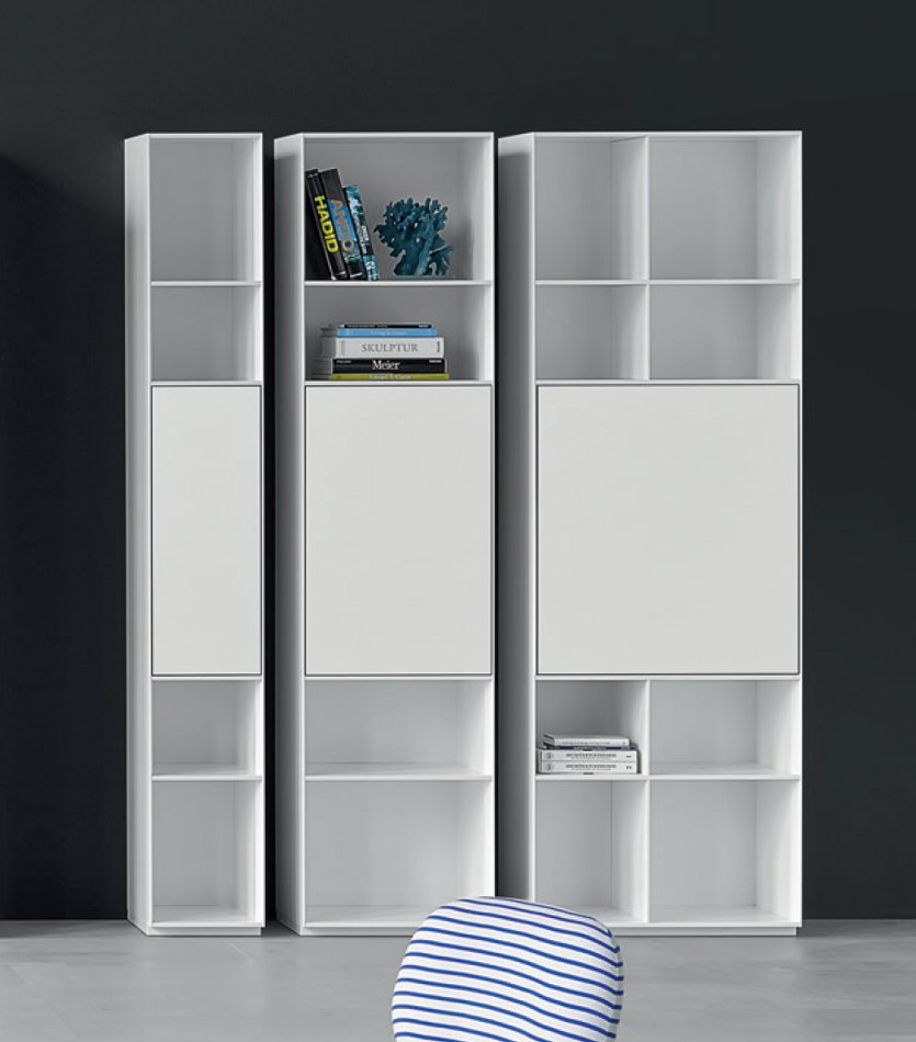 piure nex pur box regal mit t r farbe weiss 211 5 cm h he online kaufen. Black Bedroom Furniture Sets. Home Design Ideas