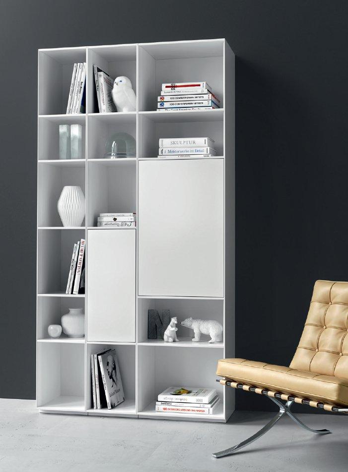 piure nex pur box regal mit t r farbe weiss 211 5 cm h he online kaufen. Black Bedroom Furniture Sets. Home Design Ideas