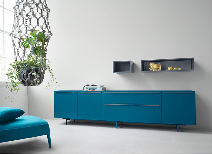 sideboard programme piure creating living space. Black Bedroom Furniture Sets. Home Design Ideas