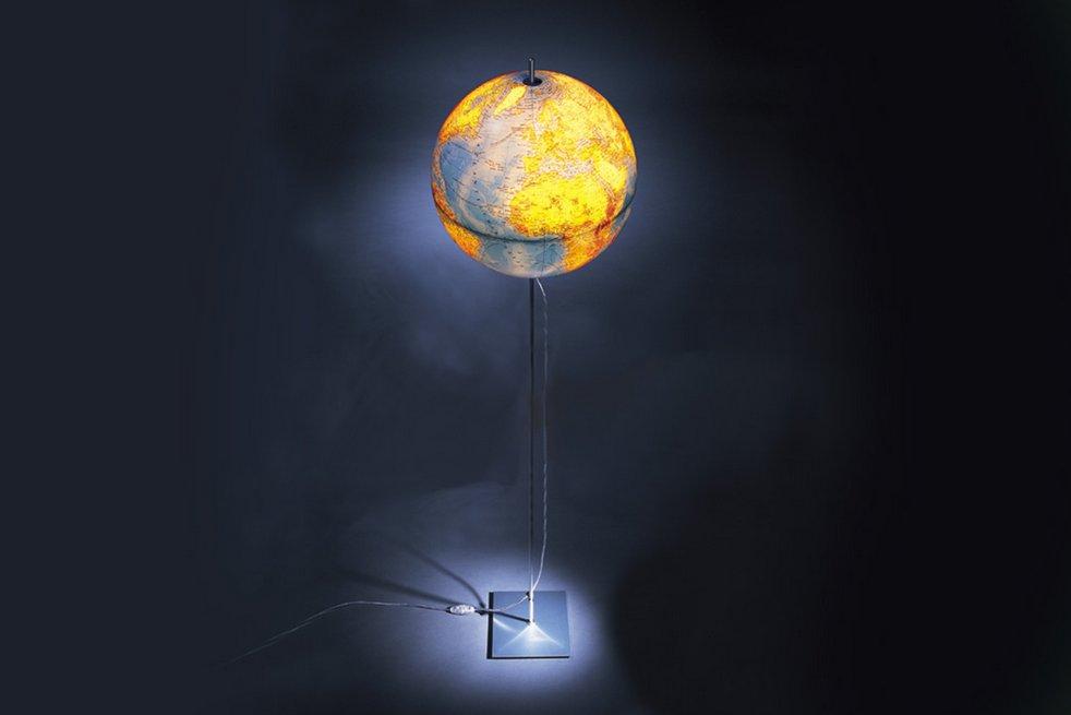 radius design leuchtender stand globus 180 online kaufen. Black Bedroom Furniture Sets. Home Design Ideas