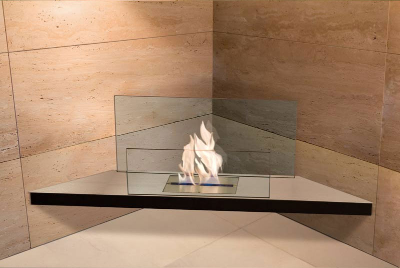 radius kamine ethanol kamine f r innen und au en. Black Bedroom Furniture Sets. Home Design Ideas