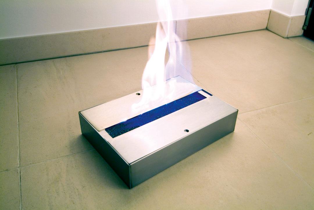 radius design ethanol kamin pure flame online kaufen. Black Bedroom Furniture Sets. Home Design Ideas