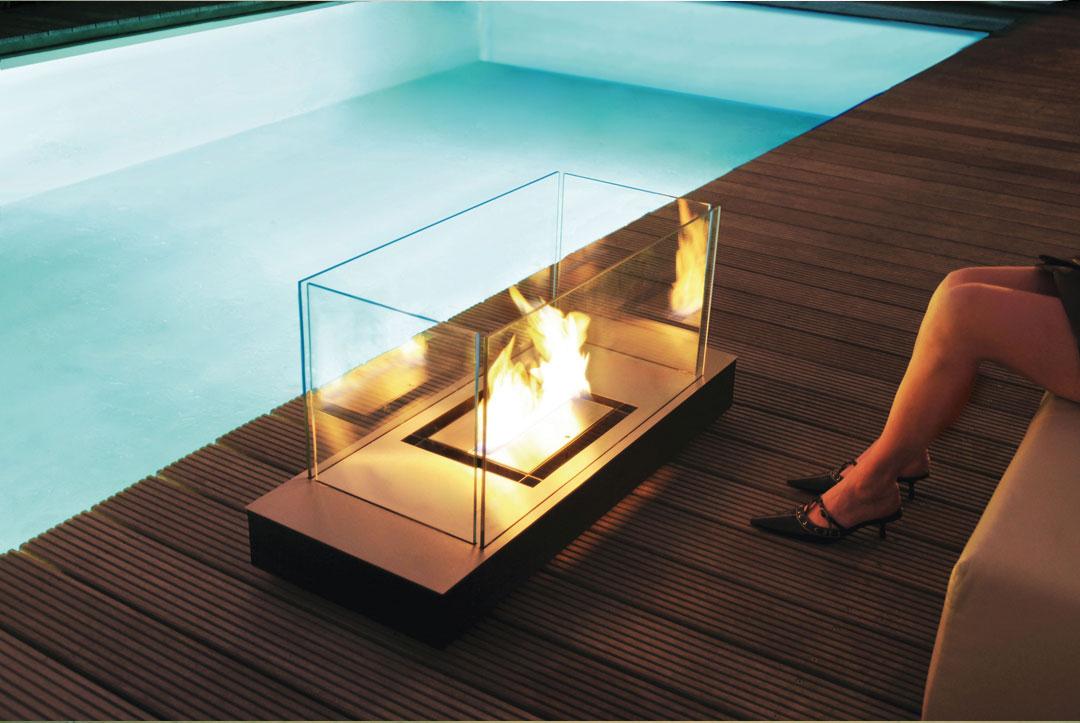 radius kamine ethanol kamine f r innen und au en designetagen online shop. Black Bedroom Furniture Sets. Home Design Ideas