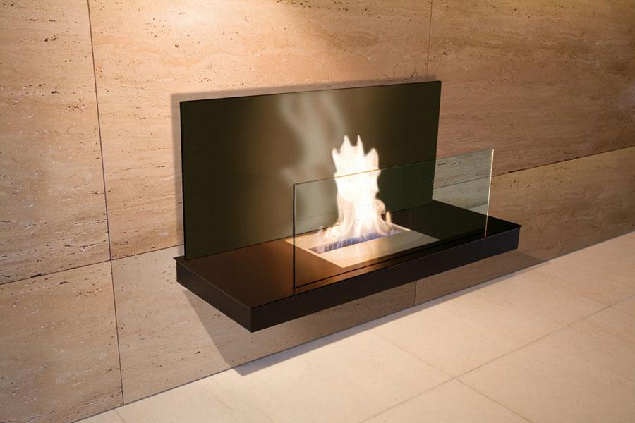radius design ethanol kamin wall flame 2 online kaufen. Black Bedroom Furniture Sets. Home Design Ideas