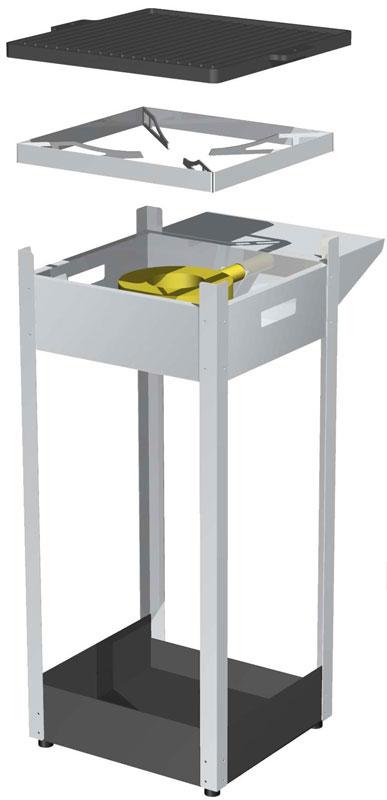 radius design gasgrill blitzgrill online kaufen. Black Bedroom Furniture Sets. Home Design Ideas