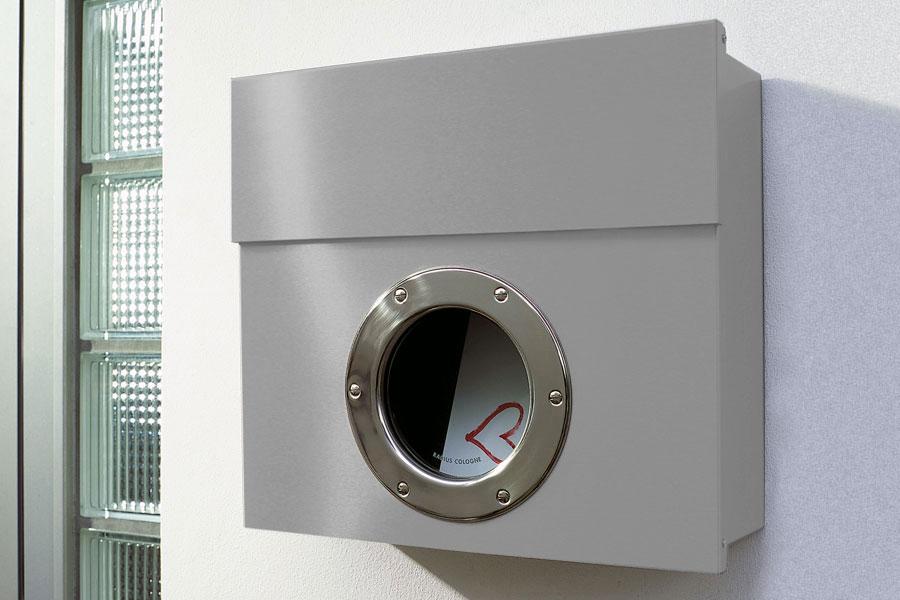 Briefkästen Design briefkasten briefkästen und zeitungsrollen in verschiedenen farben