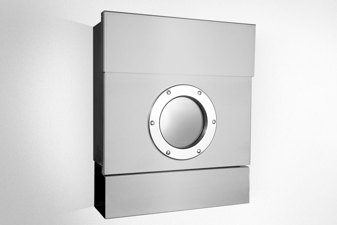 radius design wandbriefkasten letterman 2 online kaufen. Black Bedroom Furniture Sets. Home Design Ideas