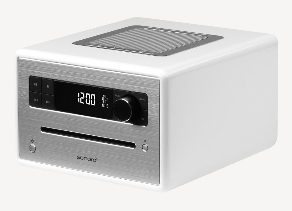 sonoro sonorocd player mit digitalradio mit bluetooth. Black Bedroom Furniture Sets. Home Design Ideas