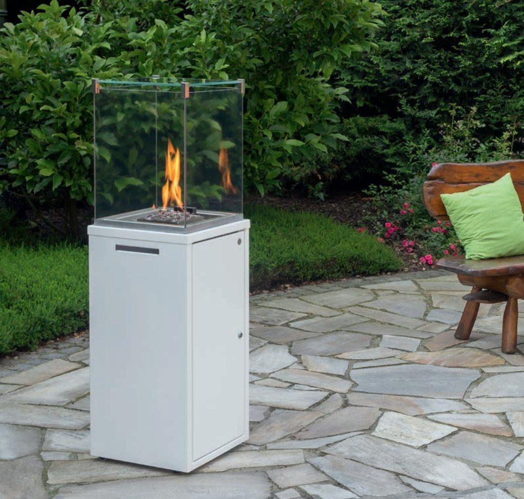 spartherm gas outdoorkamin fuora q online kaufen. Black Bedroom Furniture Sets. Home Design Ideas