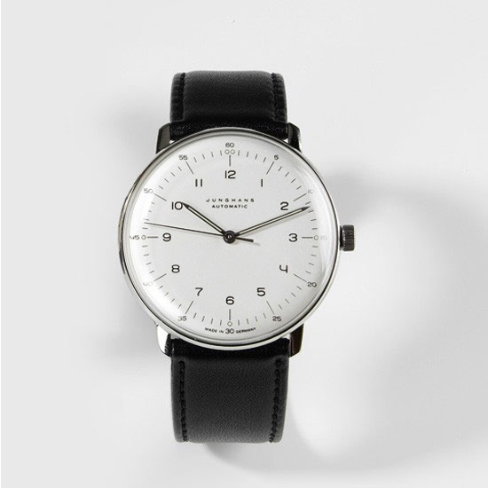 k m classics max bill automatik armbanduhr online kaufen. Black Bedroom Furniture Sets. Home Design Ideas