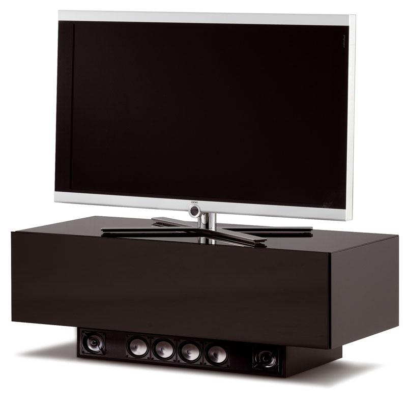 weltneuheit von spectral tv m bel in den designetagen. Black Bedroom Furniture Sets. Home Design Ideas